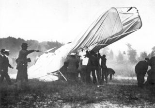 1908 Crash of miliilitary Flyer